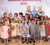 Tinerele modele de la MONE MODELS la cel mai grandios eveniment al anului MOLDOVA FASHION DAYS 2019